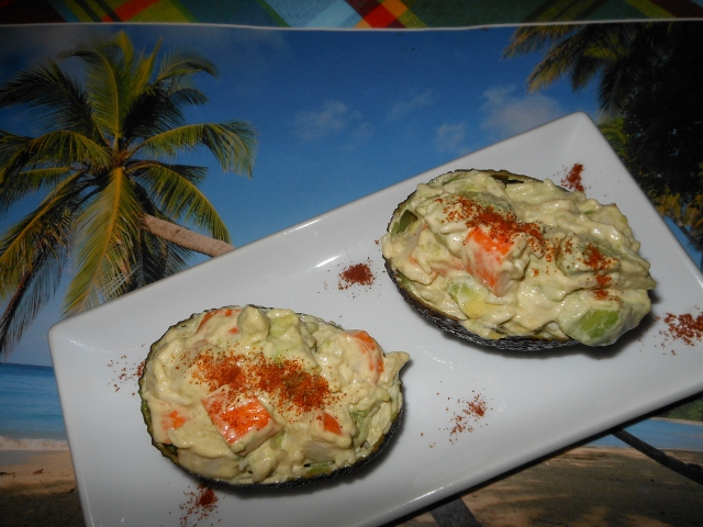 Avocat creole toute la cuisine que j 39 aime - Toute la cuisine que j aime ...